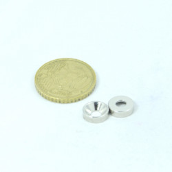 ARO AVELLANADO D10Xd8-4X3MM